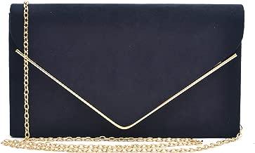 Best black evening clutch handbag Reviews