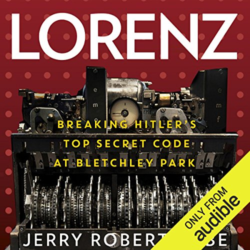 Lorenz audiobook cover art