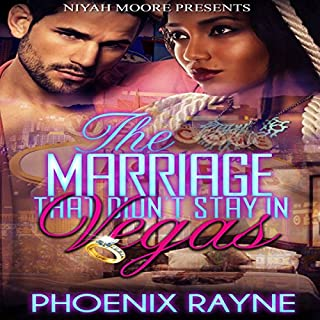 The Marriage That Didn't Stay in Vegas cover art