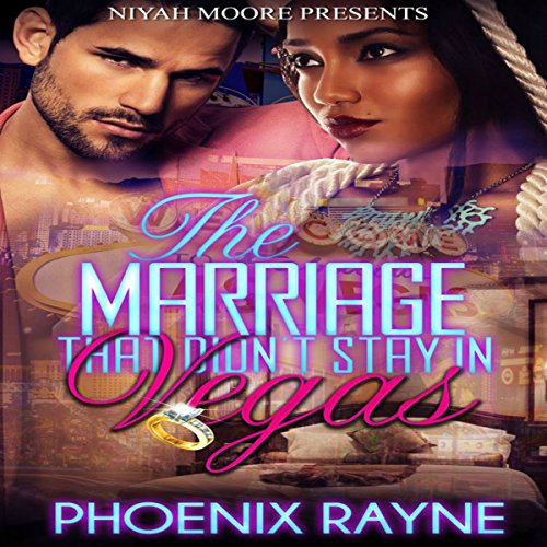 The Marriage That Didn't Stay in Vegas audiobook cover art