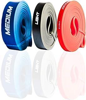 ActiveVikings® pull up-träningsband   Perfekt för muskeluppbyggnad och Crossfit Freeletics Calisthenics   träningsband, ch...