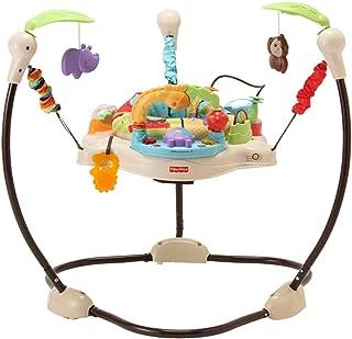 Fisher Price フィッシャープライス Luv U Zoo Jumperoo どうぶつえんジャンパルー ベビー用おもちゃ 知育玩具 V0206 並行輸入品 [並行輸入品]