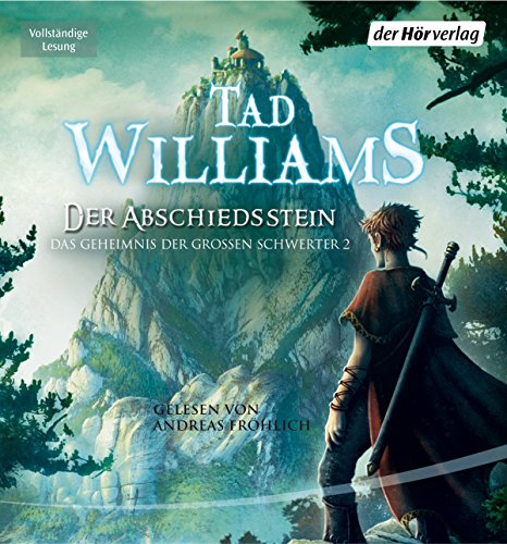 Der Abschiedsstein audiobook cover art