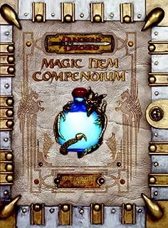 3.5 e magic item compendium