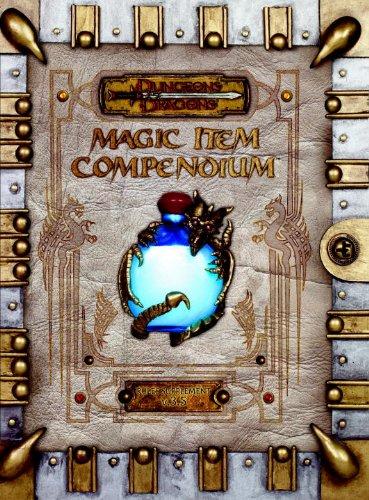 Dungeons & Dragons Magic Item Compendium 3.5