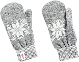 Tottie Midnight Collection Printed Softshell Glove Navy Blue