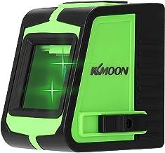 Romacci Ferramenta de nivelamento de janela grande de nível de laser de 2 linhas multifuncional KKmoon com função de alarm...