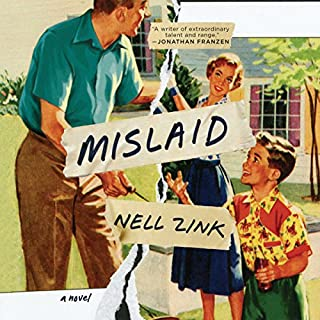 Mislaid audiobook cover art