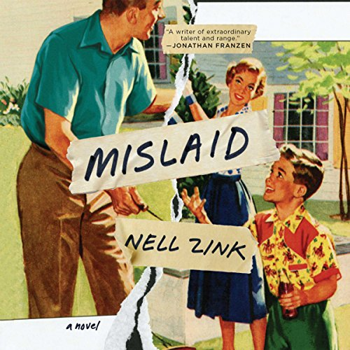 Mislaid cover art