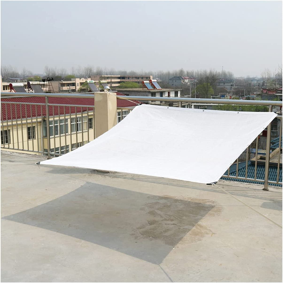 HYHMJ-Shade Cloth Patio Shade Netting To Limited time trial price Stretch Easy Tear Outlet ☆ Free Shipping Resis