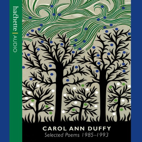 Carol Ann Duffy audiobook cover art