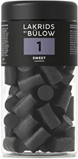 Lakrids by Bülow NO. 1 Sweet 360g- Danish Confectionery Licorice