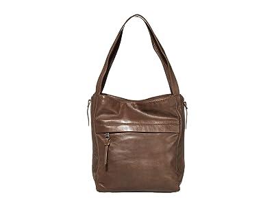 Lucky Brand Caro Tote (Driftwood) Handbags