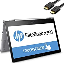 "2020 HP ELITEBOOK X360 830 G6 2-in-1 13.3"" IPS Touchscreen FHD (1920x1080) Business Laptop (Intel Quad Core i5-8265U, 32GB..."