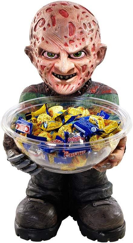 Rubie S A Nightmare On Elm Street Freddy Krueger Candy Bowl Holder
