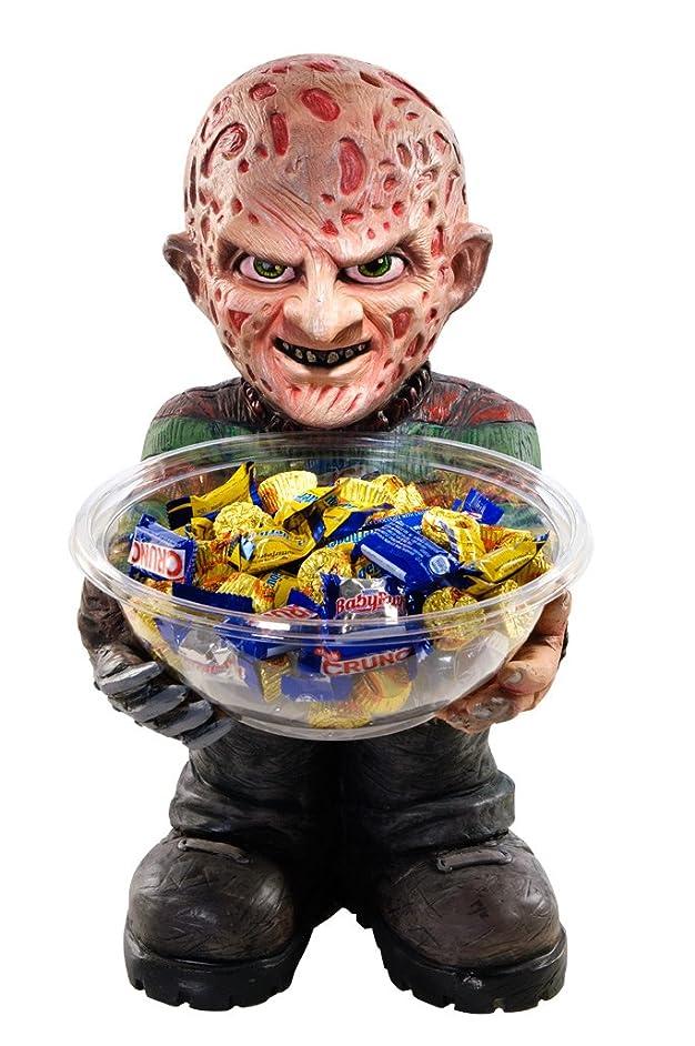 Rubie's A Nightmare on Elm Street Freddy Krueger Candy Bowl Holder