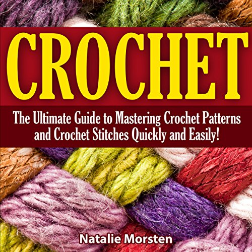 Crochet for Beginners cover art