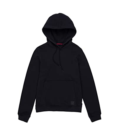 Herschel Supply Co. Pullover Hoodie (Black) Women