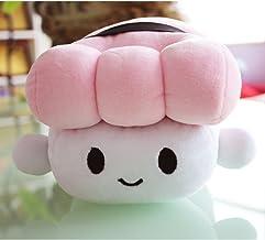 Aisoway Saumon Sushi Peluche Oreiller Mignon Nourriture Stuffer Coussin Doux pour Restaurant Boutique D/écor fen/être