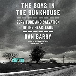 The Boys in the Bunkhouse audiobook cover art