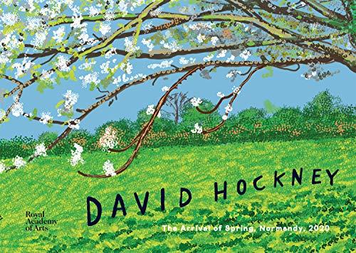 David Hockney - the Arrival of Spring in Normandy, 2020: The Arrival of Spring, Normandy, 2020