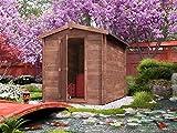 Dunster House Garden Sheds