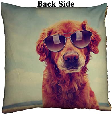 Amazon.com: FOURWHOME Cocker Spaniels Pillowcase,Home Sofa ...