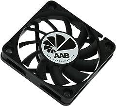 AAB Cooling Fan 6 - Un Silencioso Ventilador PC de la Serie Económica, Fan 60mm, Ventilador 12V, Ventilador 6cm, Fan Cooler, 29 m3/h, 2000 RPM
