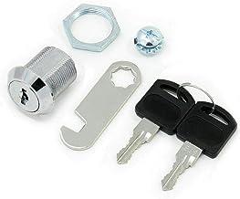 Deurslot 16/20/200 / 30mm Security Cam Cilinder Lock Deur Barrel Ladekast Mail Box Locker Cupboard Locks 2-Key Hardware Du...
