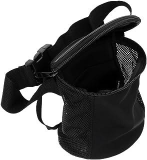 kowaku 25x22x14 cm Deluxe Diving Snorkeling Mesh Bag Scuba Dive Gear Hip Bag with