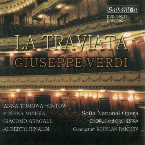 Stefka Mineva, Alexandrina Milcheva, Alberto Rinaldi, Giacomo Aragall