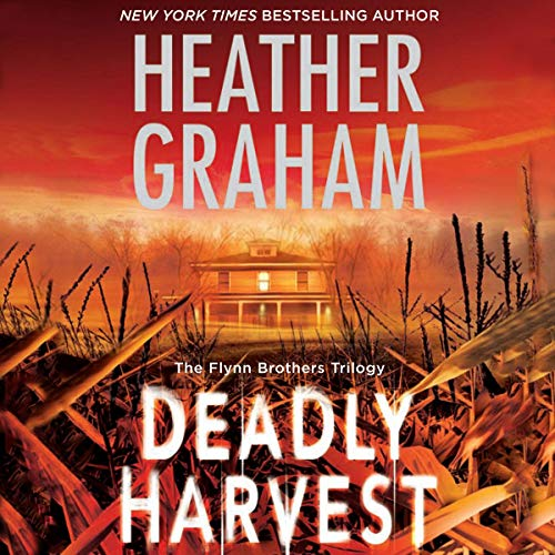 Deadly Harvest audiobook cover art