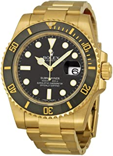 Best black and gold rolex submariner Reviews