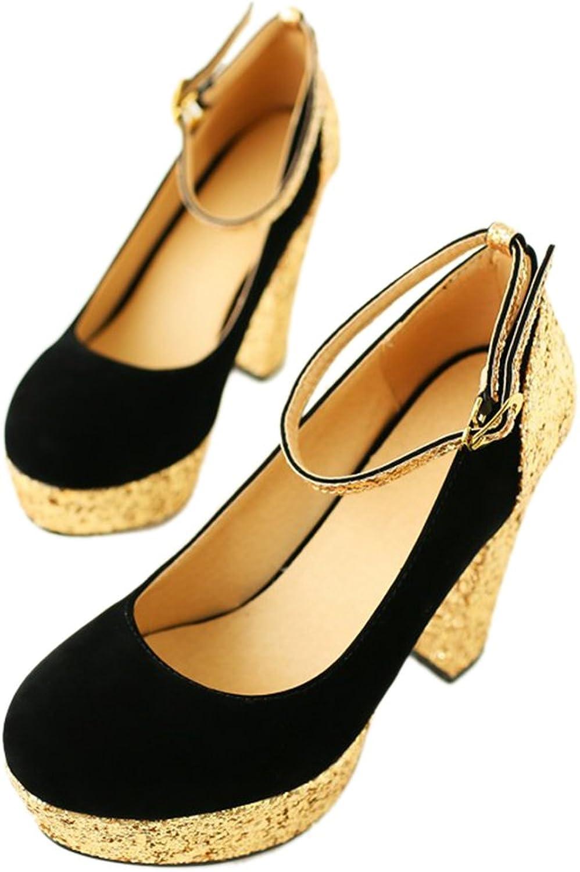Bridesmaid Wedding Women shoes black 39