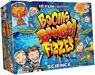 John Adams Booms Bangs Fizzes Science Kit from
