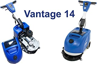 Clarke Vantage 14 Commercial Walk Behind Automatic Scrubber 14 Inch Disc