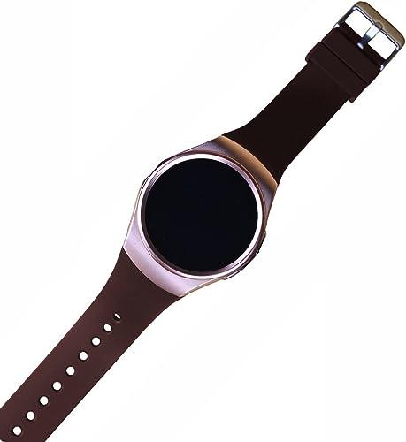Téléphone montre, montre intelligente pour enfants, seul Clic sur le cadran Touche, Smart Watch pour enfants Femme montre bracelet Sport Montre intelligente pour homme Smart Watch Glod