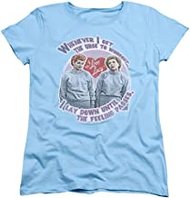 I Love Lucy - Lucy's Workout Women's T-Shirt