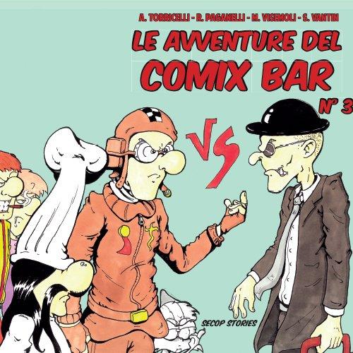 Le avventure del Comix Bar: 3