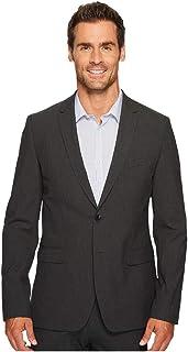 Men's Slim Fit Button Notch End Bi-Stretch Infinite Jacket