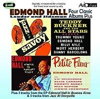 4 Classic Albums Plus - Edmond Hall Petite Fleur / Rumpus on Rampart St / Teddy by Edmond Hall (2011-02-15)