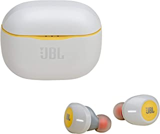 JBL T120TWSYEL True Wireless In-Ear Headphone - Yellow