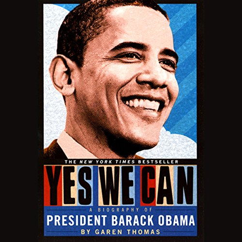 Yes We Can audiobook cover art