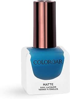 Colorbar Matte Nail Lacquer, Santorini, 12 ml