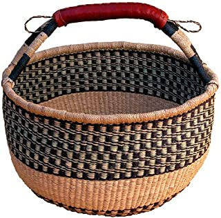 woven market basket