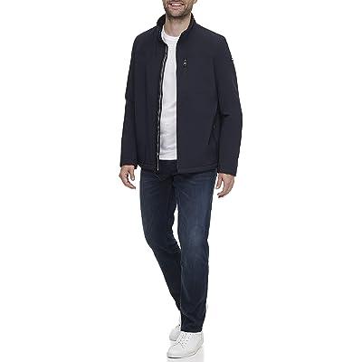 Calvin Klein Water Resistant 4-way Stretch Softshell Jacket
