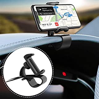 Cell Phone Clip Holder Dashboard