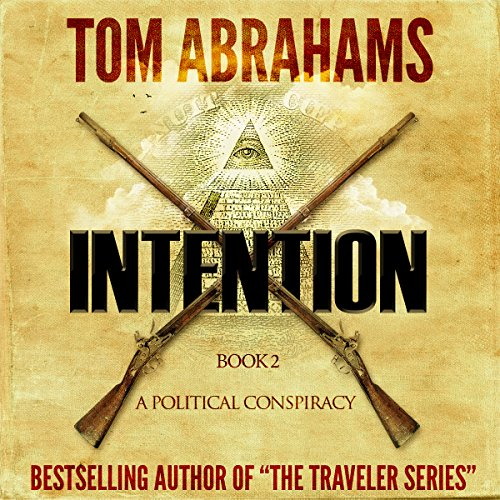 Intention audiobook cover art