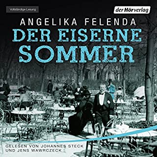 Der eiserne Sommer                   By:                                                                                                                                 Angelika Felenda                               Narrated by:                                                                                                                                 Johannes Steck,                                                                                        Jens Wawrczeck,                                                                                        Kai Henrik Möller                      Length: 12 hrs and 28 mins     Not rated yet     Overall 0.0