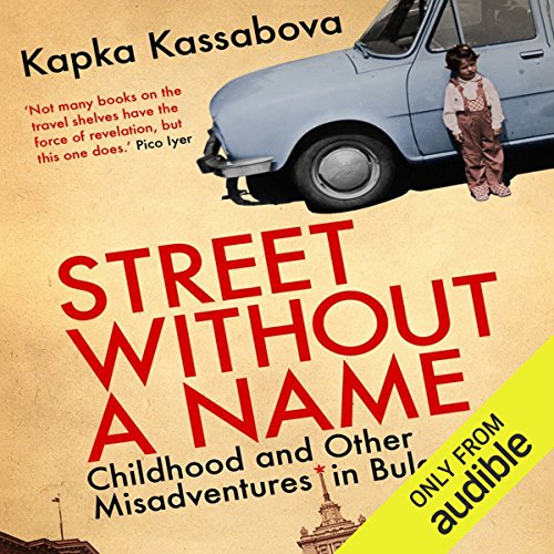 Street Without a Name audiobook cover art